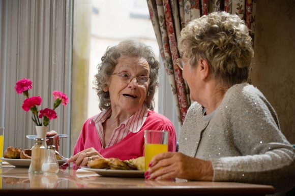 Residents Make Connections thanks to Friendship Scheme