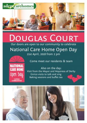 Adept Supports National Care Home Open Day