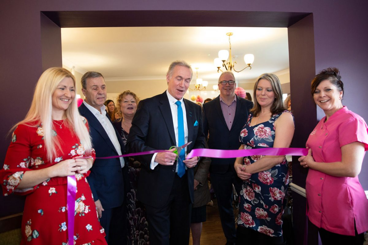 TV Doctor officially opens refurbished luxury Bowood Court & Mews