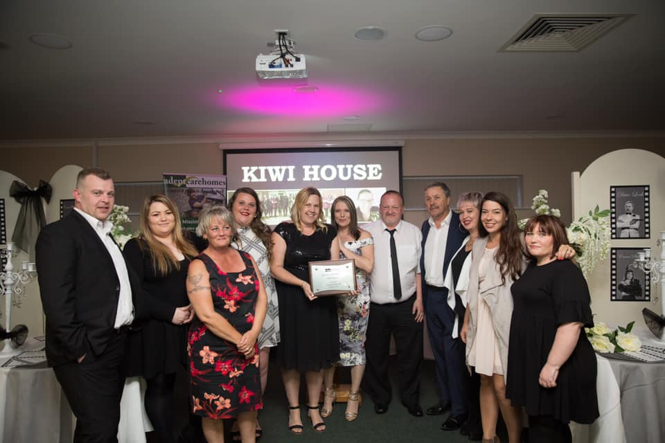 Kiwi House Scoops Awards for Quality Care & Home Cooking