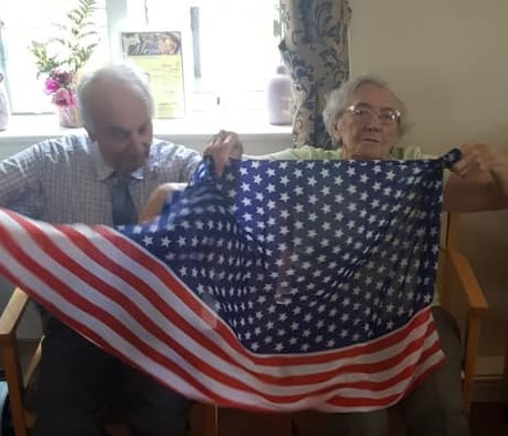Independence Day Celebrated at Old Vicarage