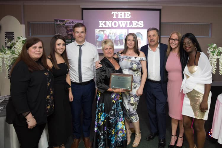 The Knowles Scoops Award for Quality Care