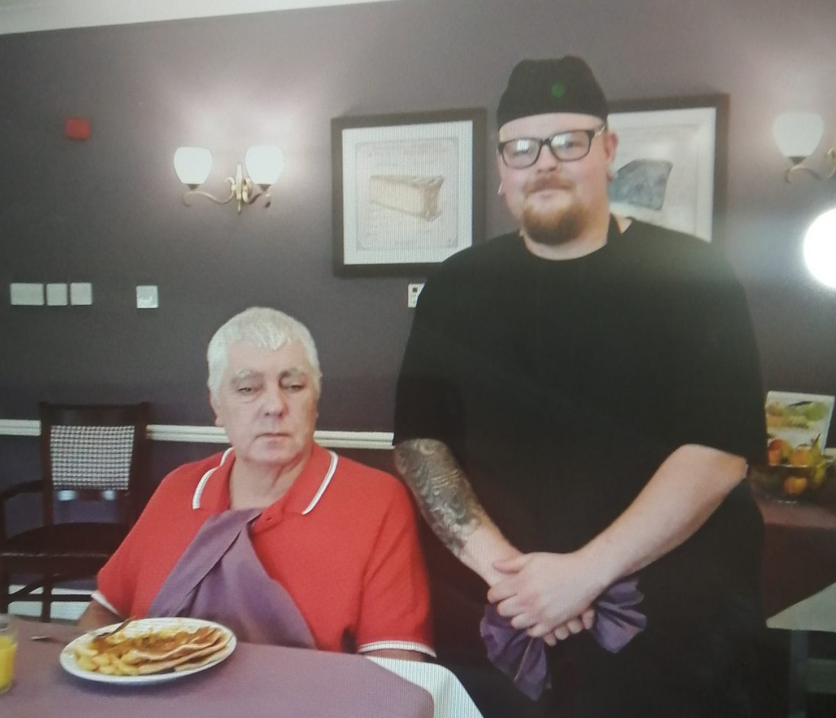 Tom Spices Up Bowood Menu for Maurice