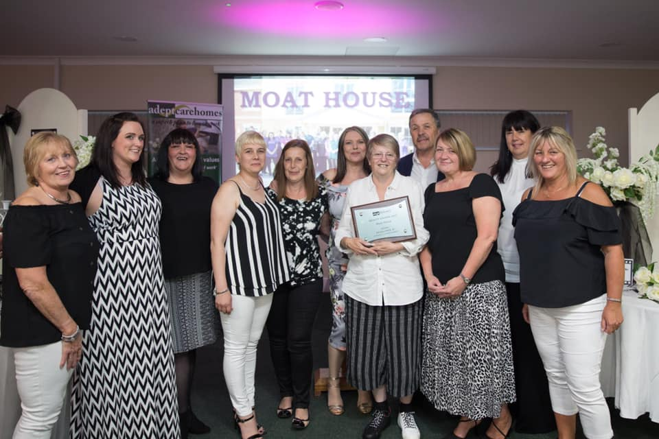 Moat House Scoops Awards for Activities & Home Cooking