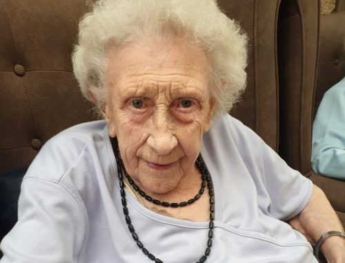 Former Headmistress Aged 94 Helps Prepare for Going Back to School