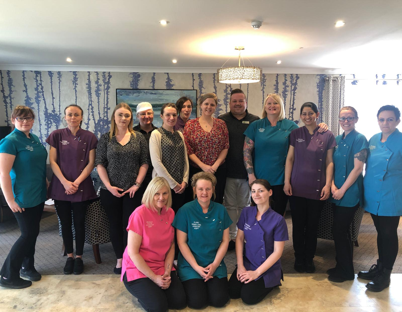 Chetwynd House Awarded Top 20 Recommended Care Home
