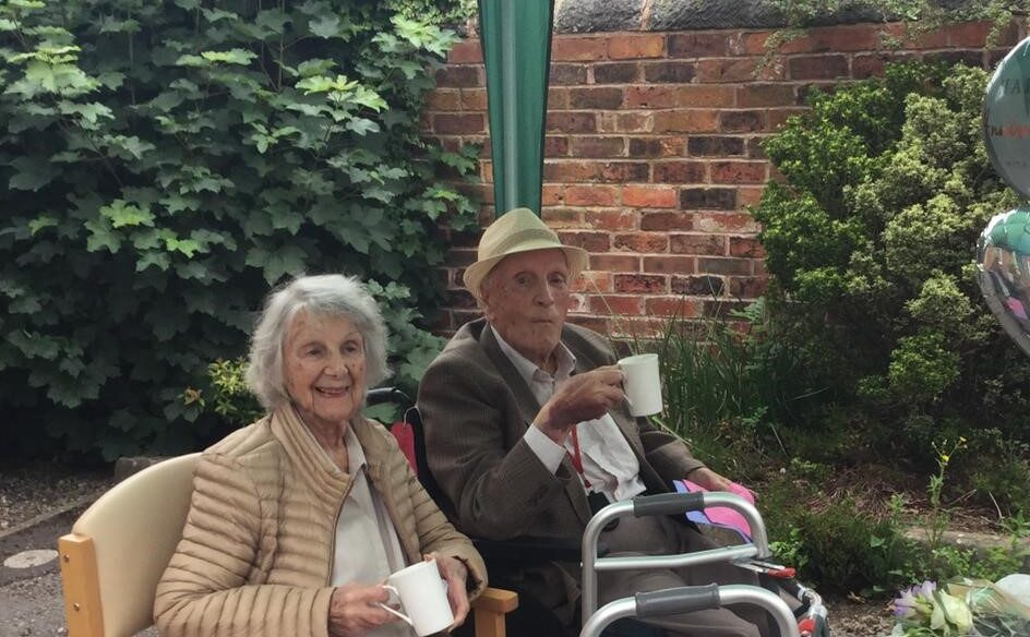 Clay cross couple celebrate 70 years of marriage